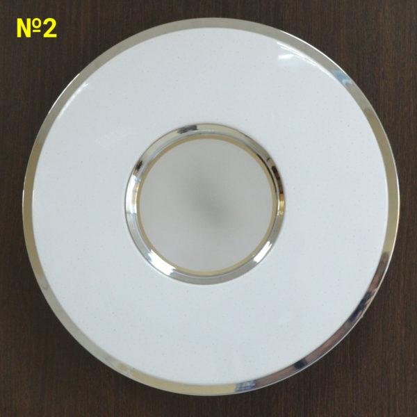 00991-9.2-96W (48W+48W) LED с ПДУ светильник потолочный