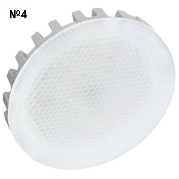 Светодиодная лампа Ecola GX53 4200 K, 10.0W