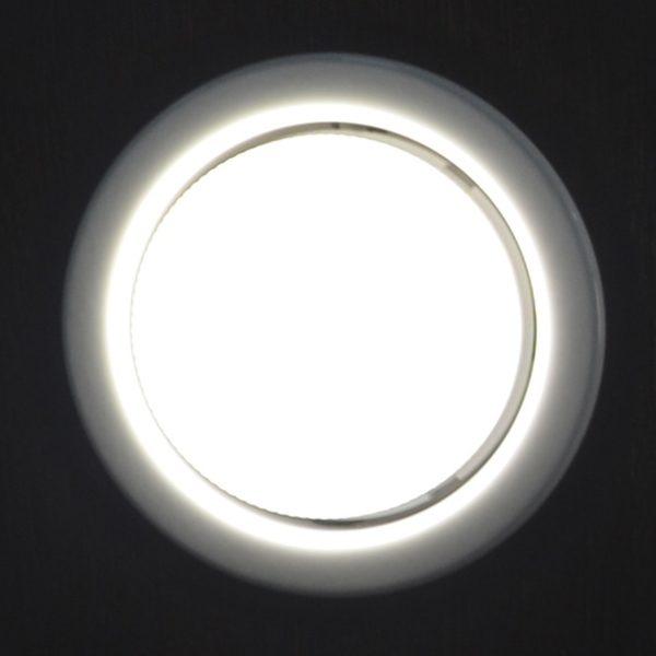 Светильник ECOLA GX53 H4 FC53H4ECB, ЦВЕТ БЕЛЫЙ
