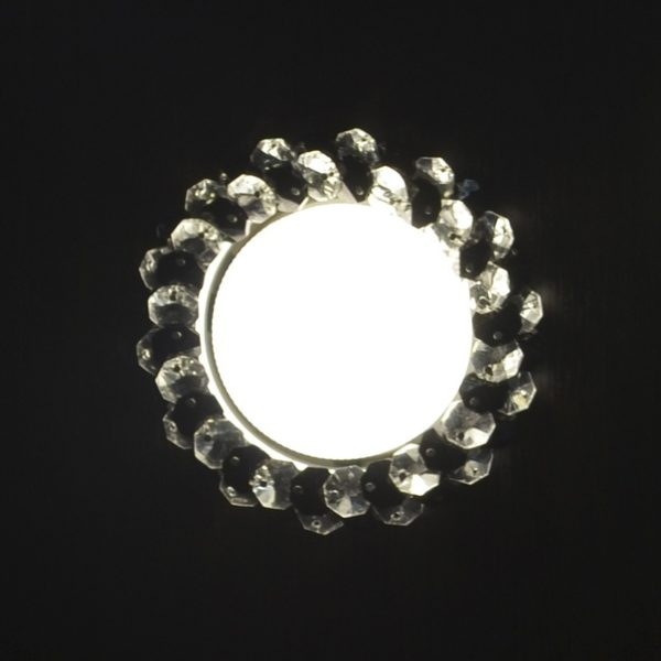 Светильник Reluce 53303-9.0-001LF GX53 CR/CL+BK