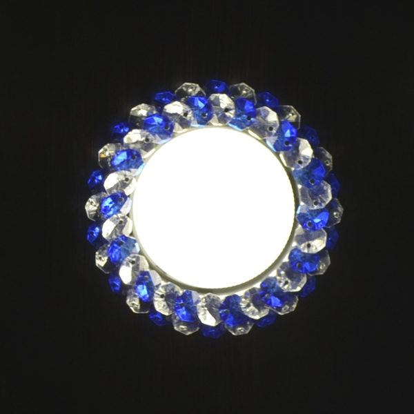 Светильник Reluce 53303-9.0-001LF GX53 CR/CL+BL