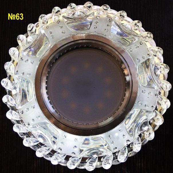 №063. Светильник Reluce 42064-9.0-001PL CL MR16+LED3W