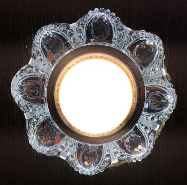 Светильник Reluce 42014-9.0-001PL CL MR16+LED3W