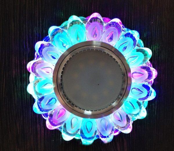 Светильник Reluce 42050-9.0-001PL MR16+LED3W CL+MIX