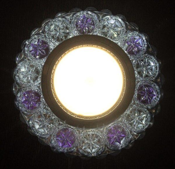 Светильник Reluce 14311-9.0-001LD MR16+LED3W WT/PP