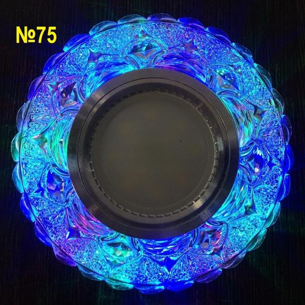 №75. Светильник Reluce 14321-9.0-001LD MR16+LED3W WT (MIX)