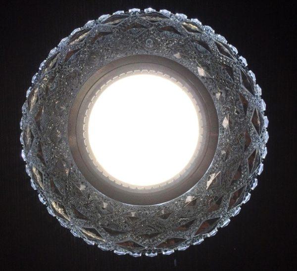 Светильник Reluce 51609-9.0-001MN MR16+LED3W