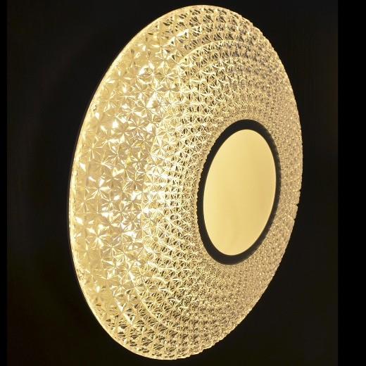№34 01915-9.2-72WC (36W+36W) LED с ПДУ светильник потолочный