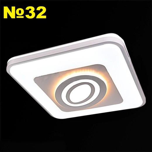№32. Светодиодная люстра, 60W