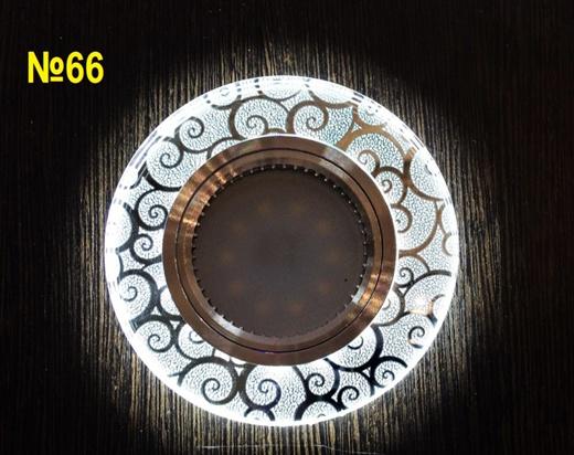 №066 Светильник 31605-9.0-001MN MR16+LED3W